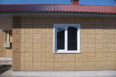 Фасадная панель с утеплителем от производителя